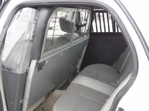 Back seat with Cage